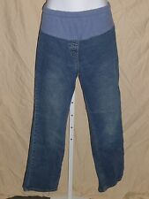 """OH BABY BY MOTHERHOOD BOOTCUT JEANS SIZE S 33"""" WITHOUT STRECTH BAND"""