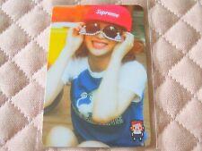(ver. Sulli) f(x) FX 2nd Album Pink Tape Rum Pum Pum Pum Photocard SM K-POP