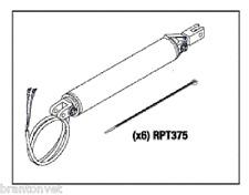 Midmark Ritter Base Cylinder Kit #002-0001-00  -  RPI Part #MIC063