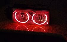 Tint Chevy Caprice Impala SS Headlight red halo 9c1 buick roadmaster wagon hid