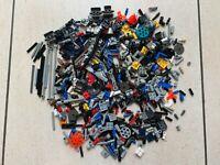 Lego:Lot de 300g de pièces Technic Mix Small Parts Essieux Connector Pins Axels