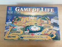 Game of Life Milton Bradley MB Family Board Game Complete