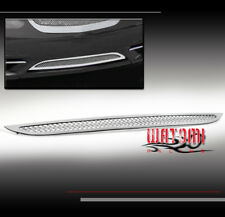 11-14 CHRYSLER 200 FRONT BUMPER STAINLESS STEEL MESH GRILLE GRILL CHROME 12 13