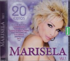 Marisela Serie 20 Exitos Vol 1 CD New Nuevo Sealed