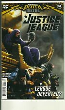 New listing Justice League #57! Nm! Dark Nights Death Metal! Liam Sharp Cover!