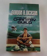 The Chantry Guild (Childe Cycle) by Gordon R. Dickson (1988, HC/DJ) 1st Edition