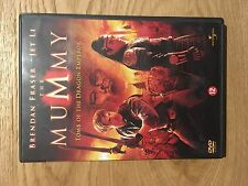 THE MUMMIE: TOMB OF THE DRAGON EMPEROR DVD