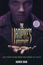 The Vampire's Assistant and Other Tales from the Cirque Du Freak (The Saga of D