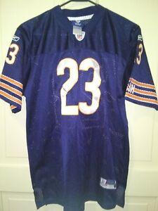 VGC. NFL Chicago Bears #23 Devin Nester Onfield  Reebok L16-18 Jersey.   L16