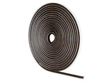Brush Pile Draught Excluder Door Window Frame Seal Weather Strip Stormguard 5m Brown 05SR474005MB