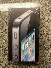**New Factory Sealed** Apple iPhone 4 - 32GB - Black (Unlocked) A1332 (GSM)