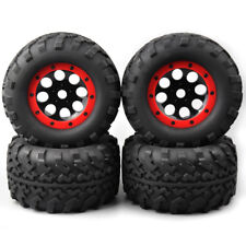 17mm Hex RC Bigfoot Monster Truck Tires&Wheel 160mm For 1:8 TRAXXAS Summit Car#2