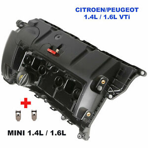 Couvre Culasse DS3 DS4 1,4 1,6 Vti 120 Mini One Cooper Clubman COUNTRYMAN 115
