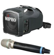 Mipro ma-101 G Portable Akku PA System mit Wireless Handmikrofon