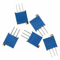 5 pezzi Potenziometro Trimmer Resistenza Variabile 20Kohm