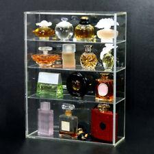 Four-layer Acrylic Display Box Show Case Sliding Door For Mini Perfume
