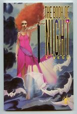 The Book of Night - Charles Vess TPB Softcover VF - Dark Horse Comics 1991