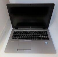 "HP EliteBook 850 G3 15.6"" i5-6200u 2.3GHz 8GB RAM 128GB SSD Win 10 Home"