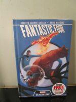 Fantastic Four Season One Marvel Comics Hard Cover HC GN Graphic Novel Book New~