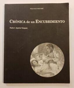 BOOK / CRONICA DE UN ENCUBRIMIENTO: ALBIZU CAMOS Y EL CASO RHOADS / PUERTO RICO