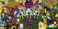 Web of Spider-Man #97-99 Volume 1 (1985-1998, 2012) Marvel Comics - 3 Comics
