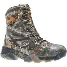 """Wolverine Mens Archer 8"""" Wtprf Insulated Realtree Soft Toe Hunting Boot W20472"""