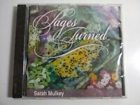 Brand New Sarah Mulkey - Pages Turned CD Religious & Spiritual