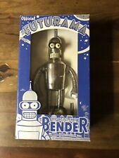bender futurama figure