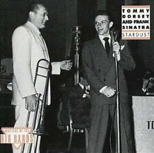 Tommy Dorsey (Orch.) Stardust (11 tracks, 1940-42, & Frank Sinatra)  [CD]