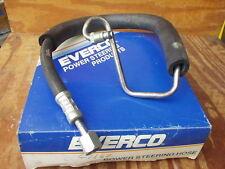 1976 1977 Ford Granada Mercury Monarch power steering hose Everco 3-167 NOS!
