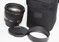 OBJETIVO Sigma 50 mm. f/1,4 DG HSM Nikon