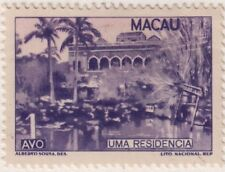 Macau,Scott#341,MH