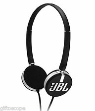 JBL T26C On-Ear Headphone-Black Used Seal Open