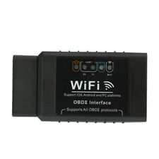V1.5  Car WIFI  OBDII Scan Tool Foseal Scanner Adapter Check D7B8