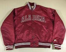 Vintage Alabama College-NCAA Football Starter Jacket SizeM