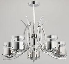 ALFA - INDIRA 23115 - Modern Chandelier - Luxurious Ceiling Light