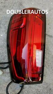 19-20-21 GMC SIERRA 1500-2500 DENALI AT4 TAIL LIGHT LAMP FULL LED LH LEFT DRIVER