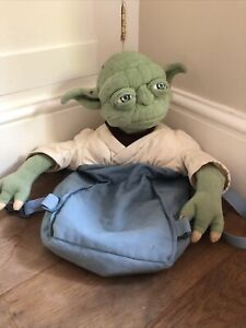 Science Fiction Collectable Yoda Backpack 1997