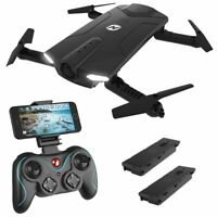 Holy Stone HS160 2.4G Selfi FPV Drone With 720P HD Camera Foldable RC Quadcopter