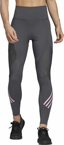 adidas Believe This High Rise 7/8 Womens Training Tights - Grey