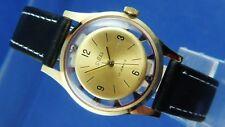 Vintage NOS Sibel Skeleton Mechanical Cocktail Watch 1960s Old Stock Switzerland