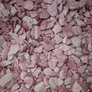 SMALL NATURAL PLUM SLATE Stone for AQUARIUM Fish Tank Gravel Reptile,Pond's