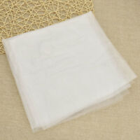100X100cm Water Soluble Embroidery Stabiliser Film Fabric Sewing Craft Supplies