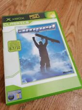 Original Xbox Konsole Spiele Klassiker Amped Freestyle Snowboarding komplett kostenlos