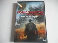 DVD  - WORLD INVASION BATTLE LOS ANGELES - ZONE 2
