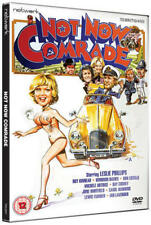 NOT NOW COMRADE. Leslie Phillips, Roy Kinnear. New Sealed DVD.