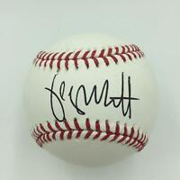 George Brett Signed Major League Baseball PSA DNA COA Auto Graded Gem Mint 10