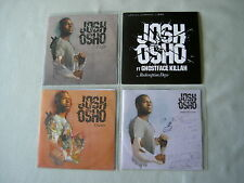 JOSH OSHO job lot of 4 promo CDs L.i.f.e Giants Imperfections Redemption Days