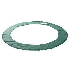 Φ8ft Trampoline Pad Gym Bounce Jump Replacement Cover EPE Foam Green