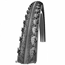 "PAIR of Schwalbe 26"" x 2.00"" Hurricane Wire Bead Tyres"